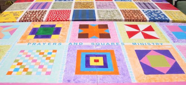 Prayers & Squares</br>Knot-tying is Back!