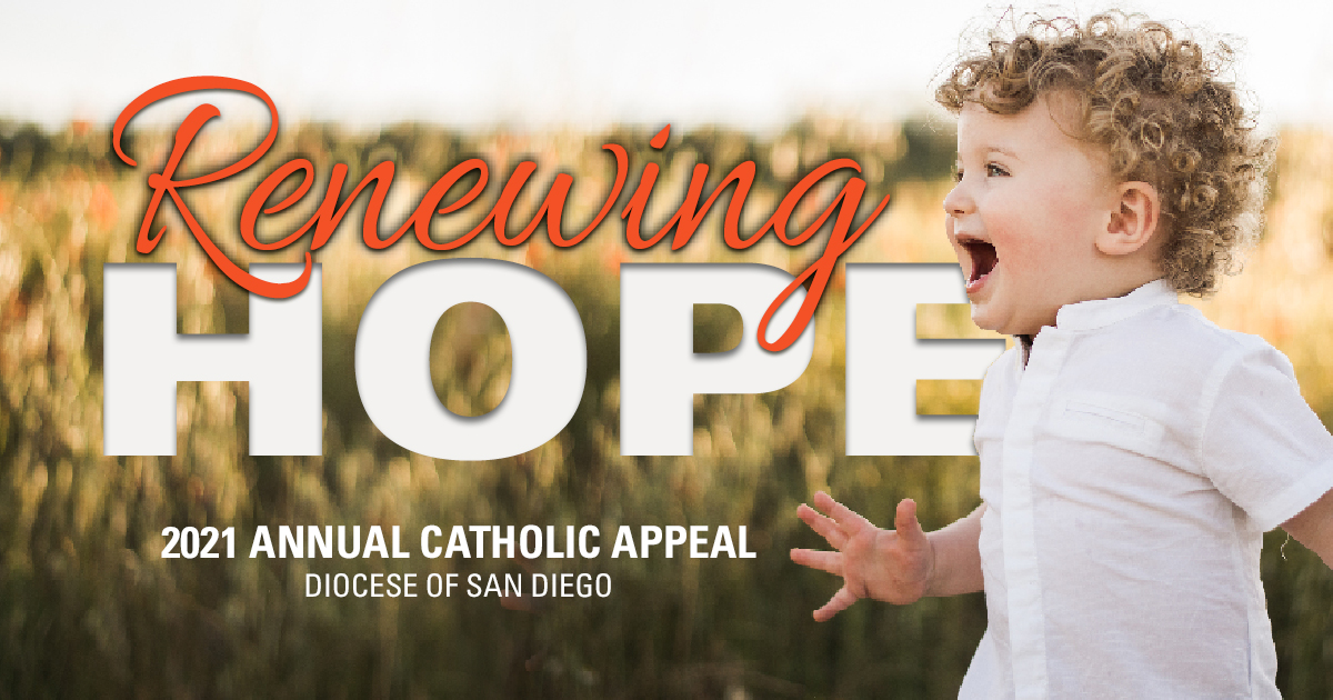 Annual Catholic Appeal2021
