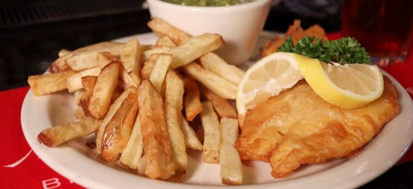 Fish Fry Dinners</br>February 19 – March 26