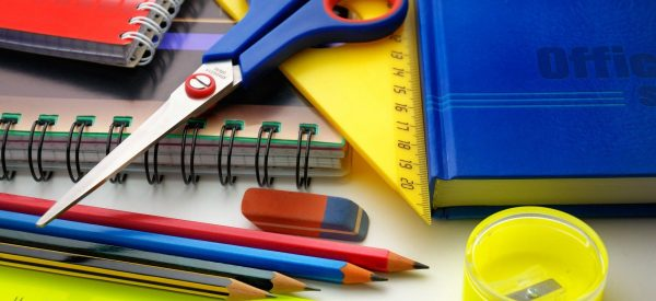 Backpack & School Supplies Drive<br/>August 6-8