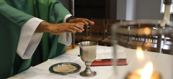 The Eucharist Initiative</br>Sept. 11 – Oct. 24