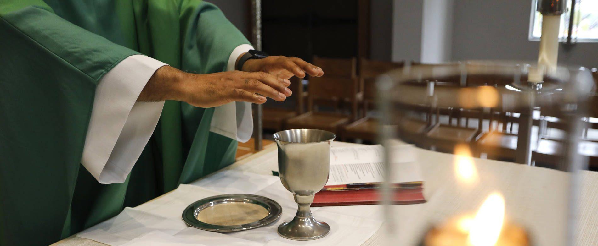 The Eucharist InitiativeSept. 11 – Oct. 24